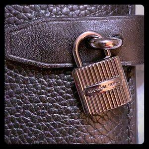 MK Black Leather Wallet 🖤